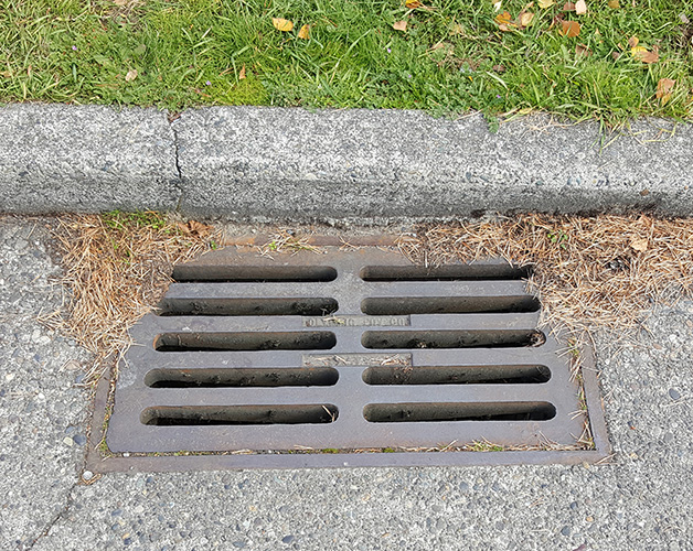 curb catch basin
